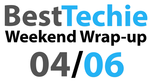 Weekend Wrap-up for 04/06/14